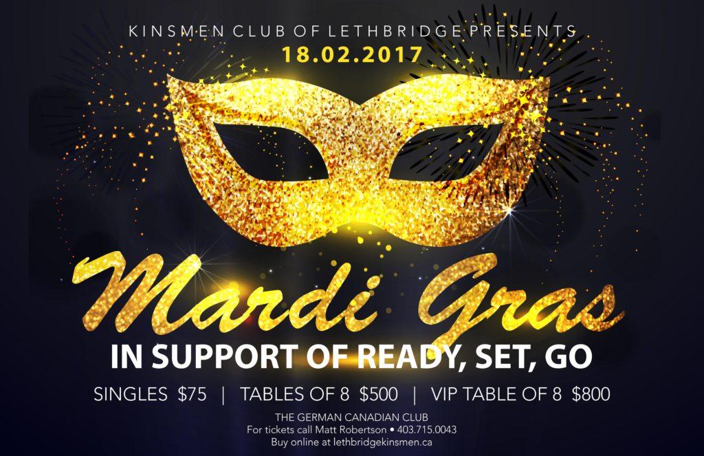 Mardi Gras Poster 2017