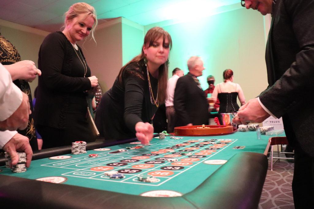 Lethbridge Casino Menu